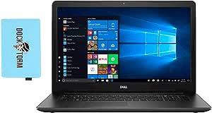 "Dell Inspiron 17 3793 Home and Business Laptop (Intel i7-1065G7 4-Core, 32GB RAM, 256GB SATA SSD, Intel Iris Plus, 17.3"" Full HD (1920x1080), WiFi, Bluetooth, Webcam, 2xUSB 3.1, Win 10 Home) with Hub"