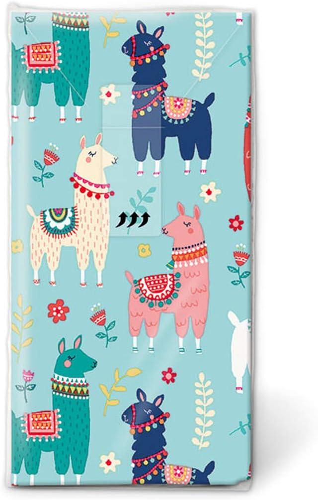 Novelty Paper Tissues Handbag//Pocket Sized No Drama
