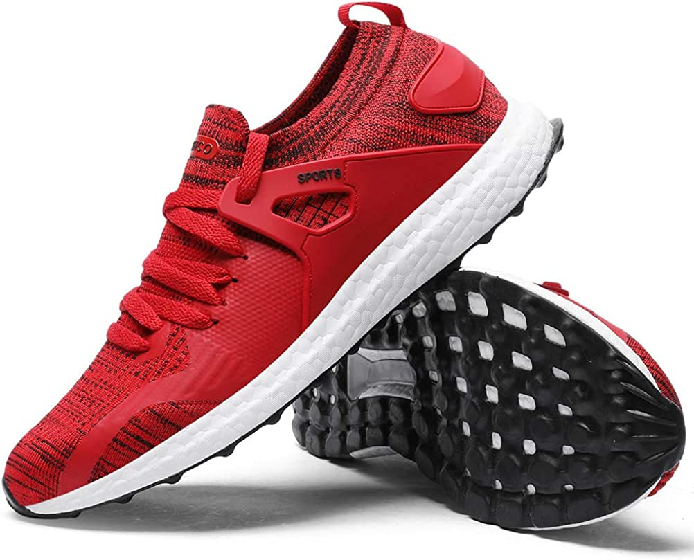 SANNAX Womens Trainers Fashion Sneakers Running Walking Shoes Lightweight Breathable Casual Comfortable Sport Shoe