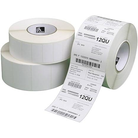 Zebra Z-Perform 1000D Blanco - Etiquetas de impresora, 102 x ...
