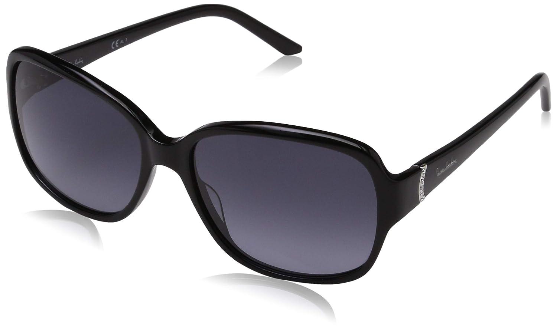 Pierre Cardin P.C. 8398/S HD 807 57 Gafas de Sol, Negro ...
