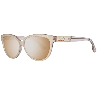 e284331af0419f Diesel Sonnenbrille DL0139 5827L, Montures de Lunettes Femme, Beige ...