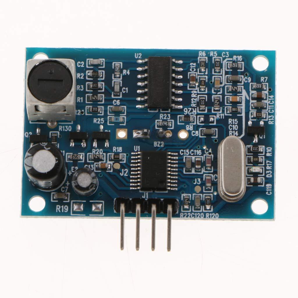 Homyl Wasserdichtes Ultraschallmodul JSN-SR04T Integrierter Entfernungsmesssensor
