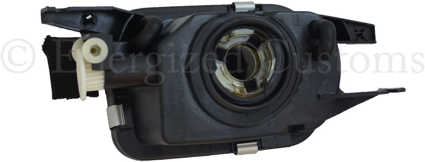 2002-2004 FRONT FOG LIGHT LAMPS 1 PAIR O//S /& N//S MERCEDES BENZ C CLASS W203 // S203