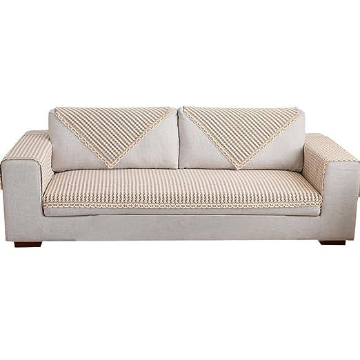 D&LE Funda de sofá,Four Seasons General Protector para sofás ...