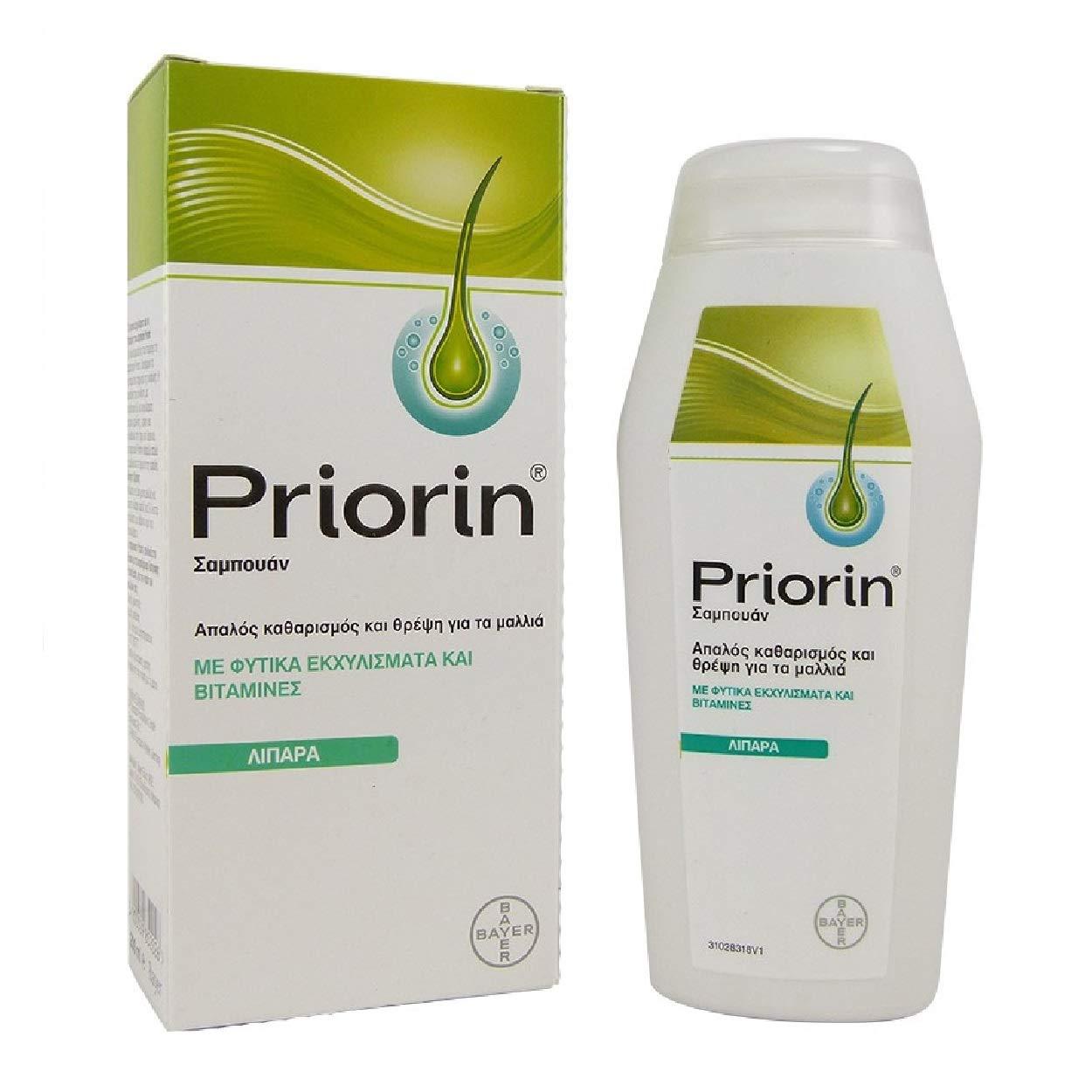 Priorin Anti Hair Loss Shampoo for Normal/dry Hair 200ml Fast Shipping