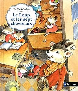 """Afficher """"Le loup et les sept chevreaux"""""""