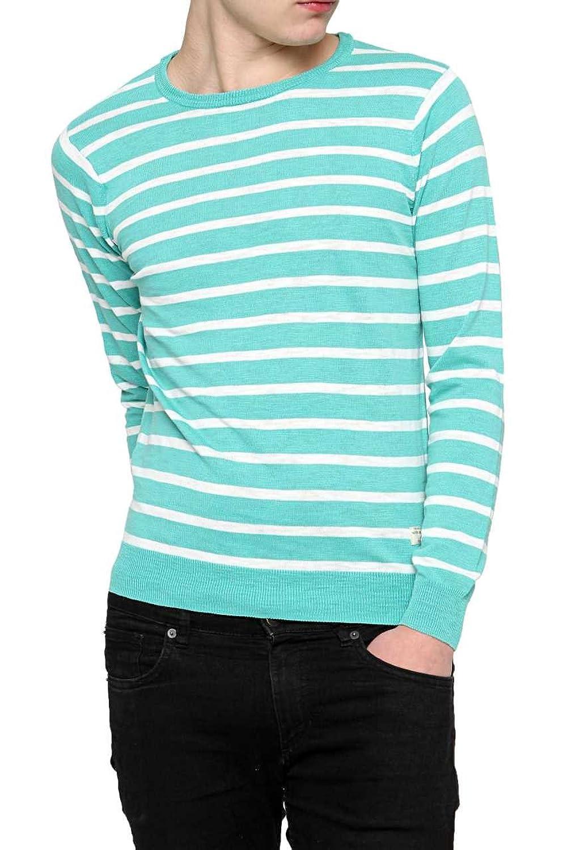 Scotch & Soda Round Neck Pullover , Color: Green