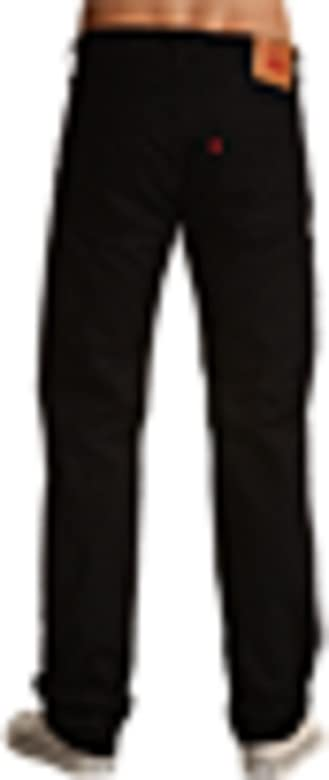 b3d4cddc5b8 Levi's? Mens Men's 501 Original Polished Black Jeans at Amazon Men's ...