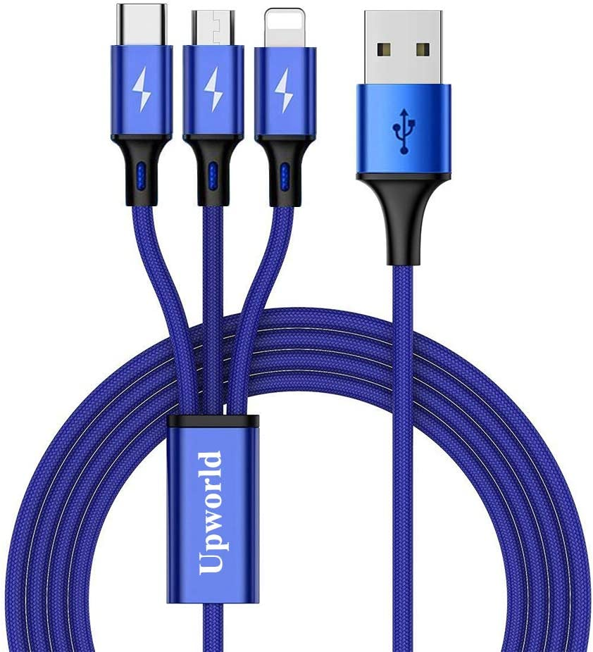 3 in 1 usb cable charger