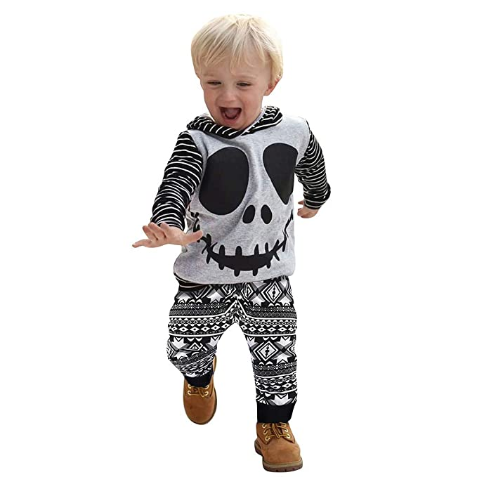 K-Youth Chandal Bebe Conjuntos Bebe Niño Disfraz Halloween Bebe ...