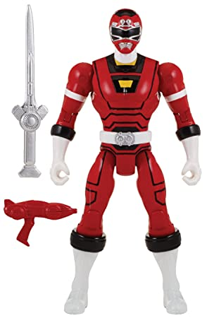 "Power Rangers Super Megaforce – 5 ""Turbo Ranger Rojo ..."