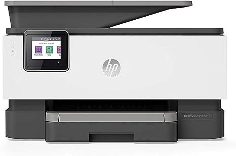 HP OfficeJet Pro 9010 - Impresora multifunción (imprime, copia ...