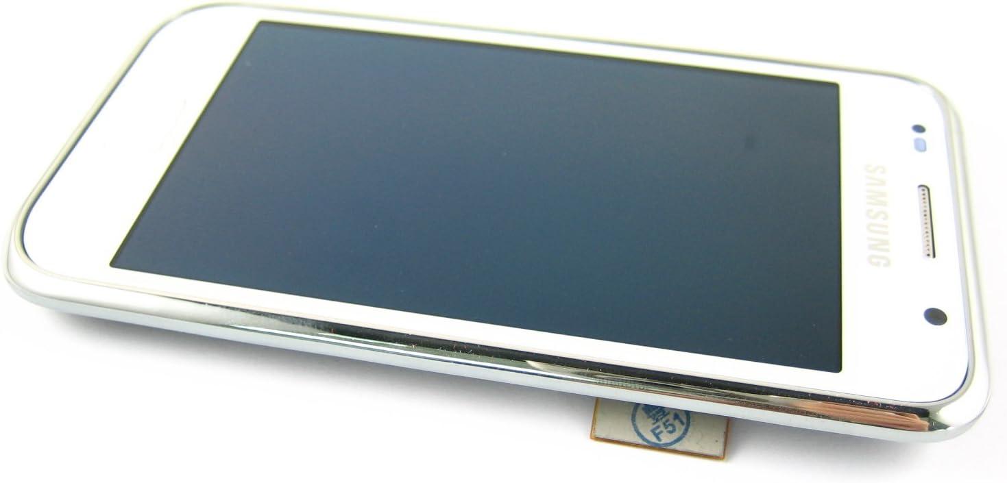 Samsung - Kit de reparación de pantalla para Samsung Galaxy S GT-i9000 y Plus GT-i9001 (incluye panel táctil digitalizador, pantalla LCD y marco frontal completo): Amazon.es: Electrónica