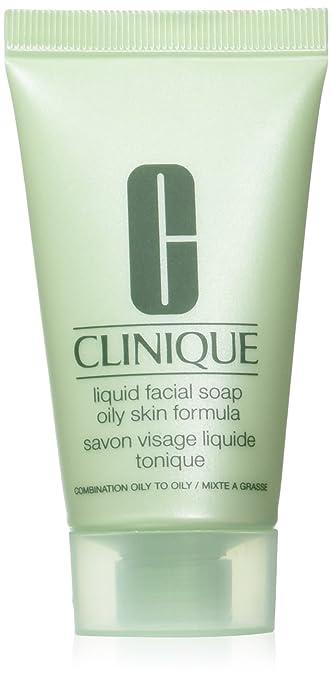 Facial soap oily skin formula