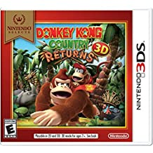 Nintendo Selects: Donkey Kong Country Returns 3D - Nintendo 3DS