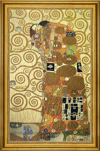 - Art Oyster Gustav Klimt A Frieze of The Villa Stoclet in Brussels Fulfillment - 16.05