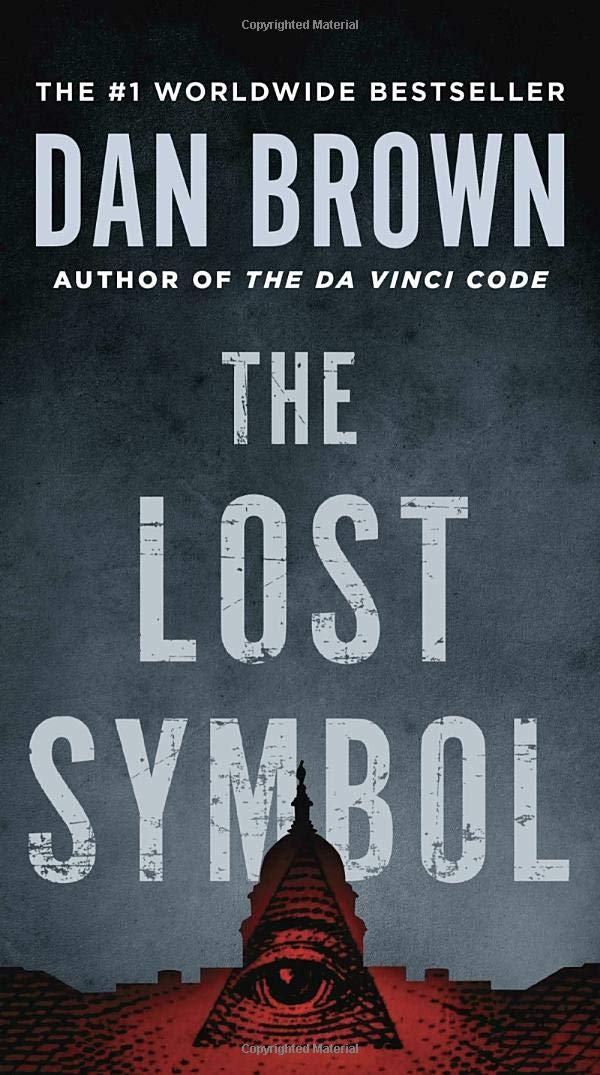 Amazon The Lost Symbol Robert Langdon 8601419058051 Dan