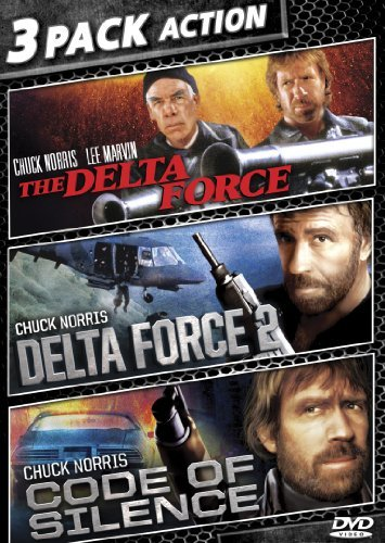 Delta Force / Delta Force 2 / Code Of Silence starring Chuck Norris by Chuck Norris ()