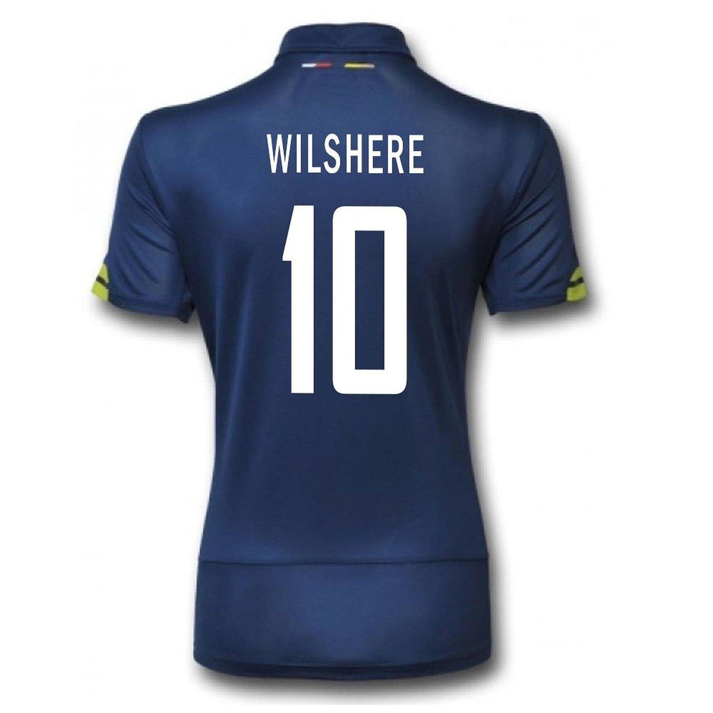Puma Wilshere #10 Arsenal Third Soccer Jersey 2015/16 -Women's/サッカーユニフォーム ア-セナルFC Third 用 ウィルシャー 背番号10 2015 レディース向け B019JCTNX4 Small
