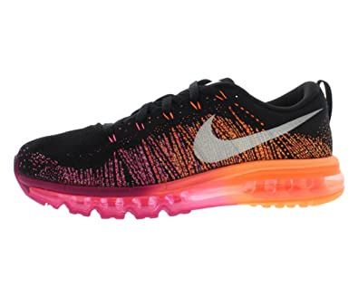 the latest 4f497 6a8ce Mujer Nike Flyknit Air Max zapatillas de running  Amazon.es  Deportes y  aire libre
