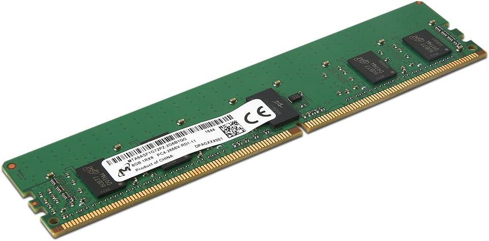Lenovo 8GB DDR4 2666MHz ECC RDIMM Memory