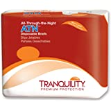 Tranquility ATN (All-through-the-Night) Fitted Briefs Size Youth (Extra-Small) Pk/10
