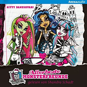 Allerbeste Monsterfreunde Hörbuch