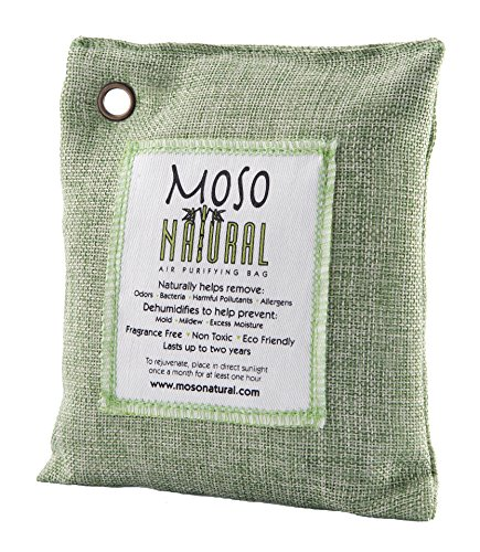 Moso Natural Air Purifying Bag 200g-Green