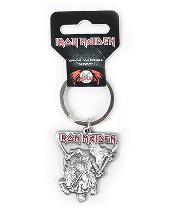 Amazon.com: Producto oficial de Iron Maiden Inglaterra ...