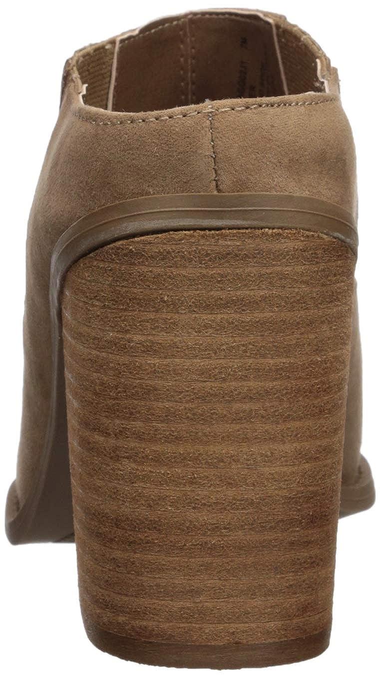 Madden Girl Womens MAGGIEE Fashion Boot tan Micro 6 M US