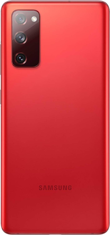 Samsung Galaxy S20 Fe 5g Cloud Red G781b Dual Sim 128gb Android 10 0 Smartphone Elektronik