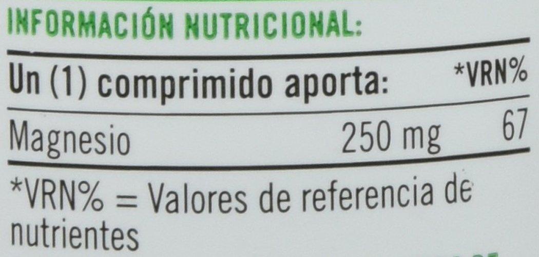 Natures Bounty Magnesio 250 Mg - 100 Comprimidos: Amazon.es: Salud y cuidado personal