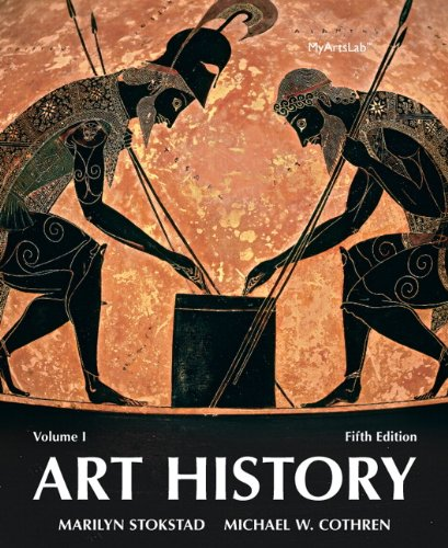 - Art History Volume 1 (5th Edition)