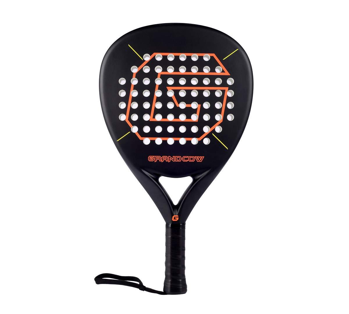 Amazon.com: Grand Cow - Raqueta de pádel y pala de tenis ...