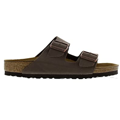 af395781aa7 Image Unavailable. Image not available for. Color  Birkenstock womens  Arizona in mocca from Birko-Flor ...