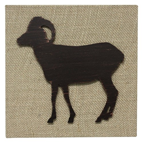 Fetco Home Decor (Fetco Home Décor Stacy Ram Wall Art, 8