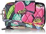 Vera Bradley Women's Smartphone Wristlet Jazzy Blooms Handbag