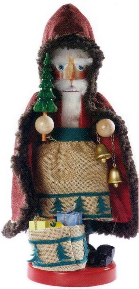 Retired 2007 Steinbach-SIGNED-Belsnickel Gift Giver Santa German Christmas Nutcracker