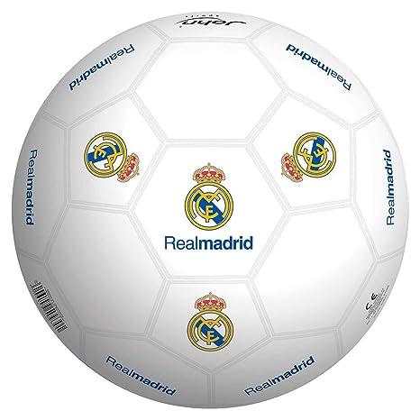 Real Madrid Balon 23 cm con Estuche (Smoby 50929): Amazon.es ...