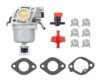 Amazon.com: Filtro de combustible para carburador Carb Para ...