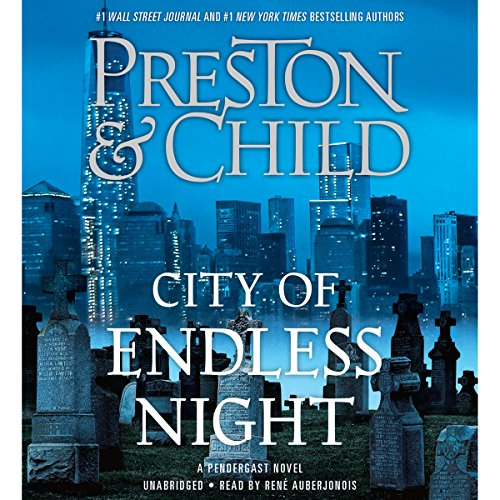 City of Endless Night cover