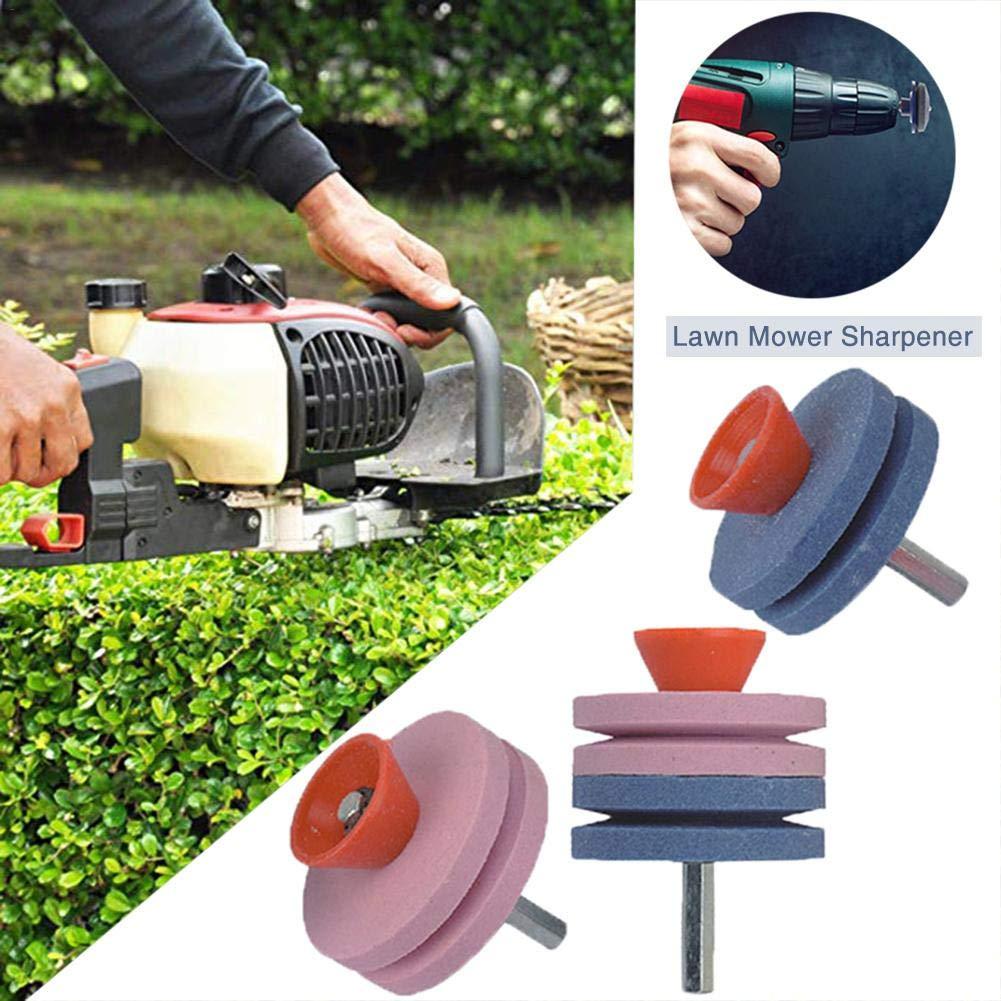 Afilador para cortadora de césped - de una sola/doble capa ...