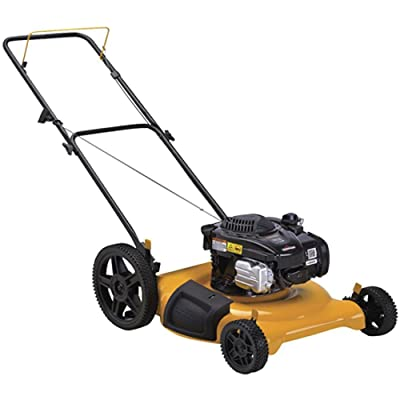 Poulan Pro PR500N21SH High-Wheel Side Discharge/Mulch Push Mower