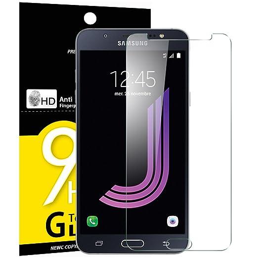 10 opinioni per Vetro Temperato Samsung Galaxy J7 2016, Pellicola Protettiva NEW'C® in Vetro