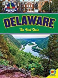 img - for Delaware: The First State (Discover America) book / textbook / text book