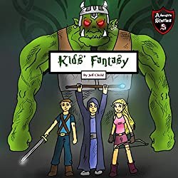 Kids' Fantasy: Battle Between the Orcs and Elves