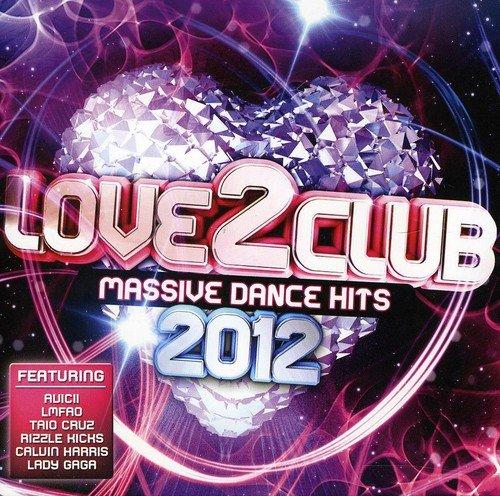 CD : VARIOUS ARTISTS - Love 2 Club 2012 / Various (2PC)