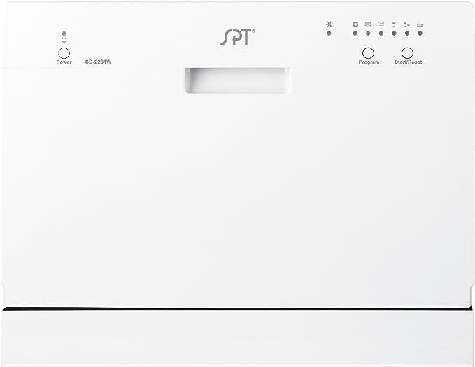 Amazon.com: SPT encimera lavavajillas, Rústico: Aparatos