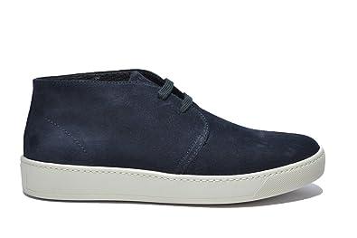 Frau Polacchini Sneakers Blu Scarpe Uomo 20D5 40: Amazon.it